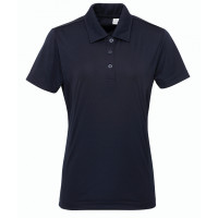 Tri Dri Women's panelled TriDri® polo French Navy