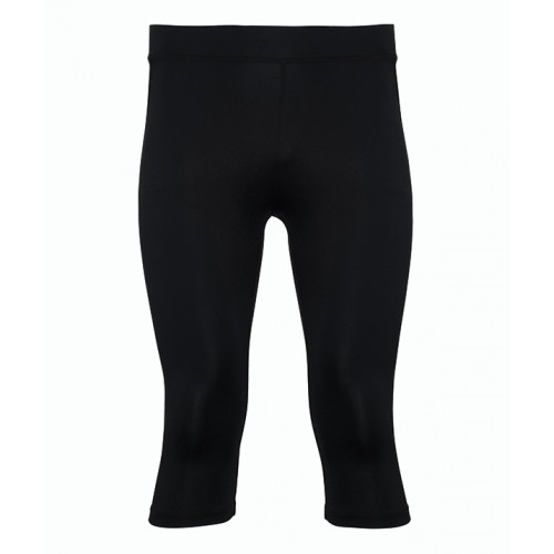 Tri Dri Women's Capri TriDri® fitness leggings Black