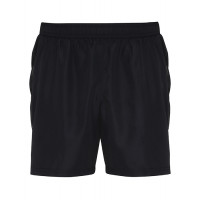 Tri Dri Mens TriDri® Training Shorts Black