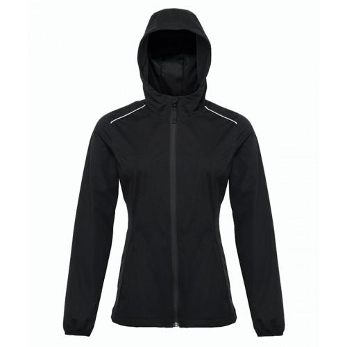 Tri Dri Women's ultra light TriDri® layer softshell Black