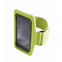 Tri Dri Fitness phone holder Lightning Yellow