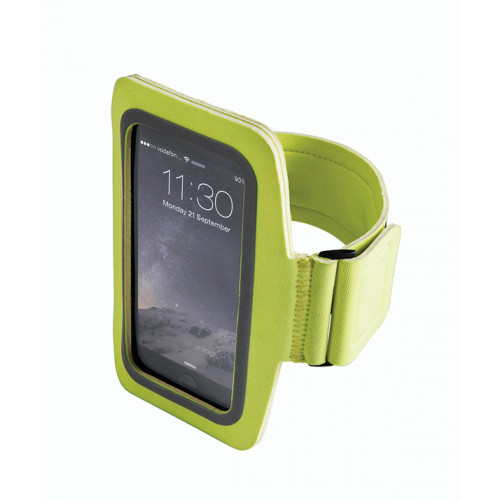 Tri Dri Fitness phone holder Lightning Yellow