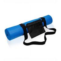 Tri Dri Yoga and fitness mat Sapphire