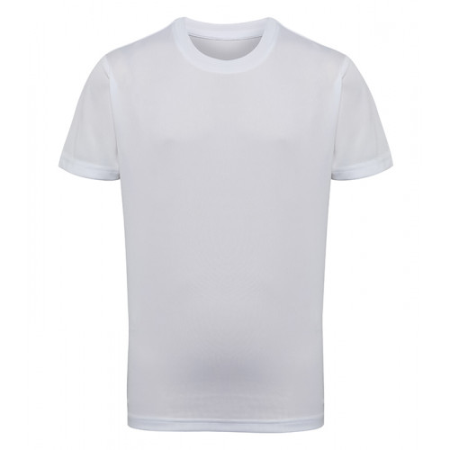 Tri Dri Kid's TriDri® Performance T-shirt White