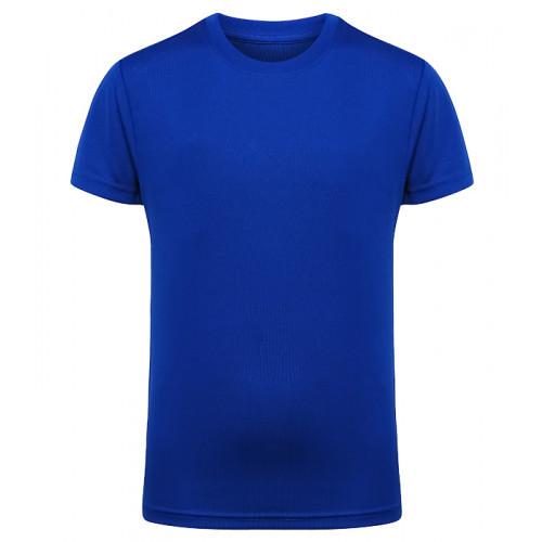 Tri Dri Kid's TriDri® Performance T-shirt Royal