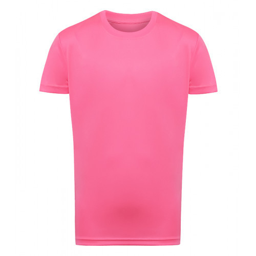 Tri Dri Kid's TriDri® Performance T-shirt Lightning Pink