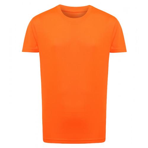 Tri Dri Kid's TriDri® Performance T-shirt Lightning Orange