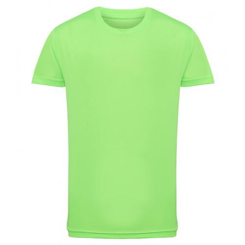 Tri Dri Kid's TriDri® Performance T-shirt Lightning Green