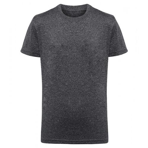 Tri Dri Kid's TriDri® Performance T-shirt Black Melange