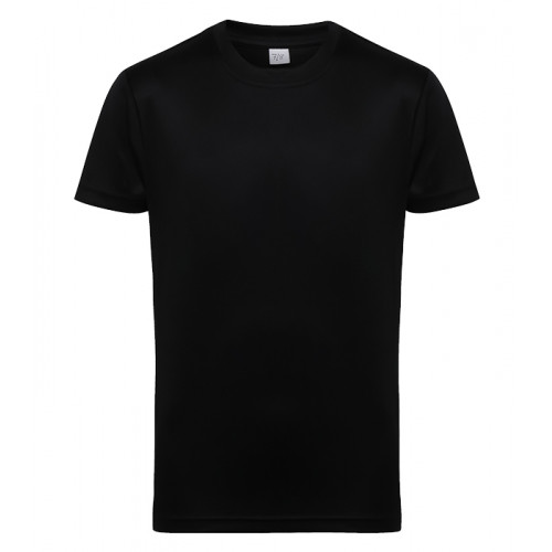 Tri Dri Kid's TriDri® Performance T-shirt Black