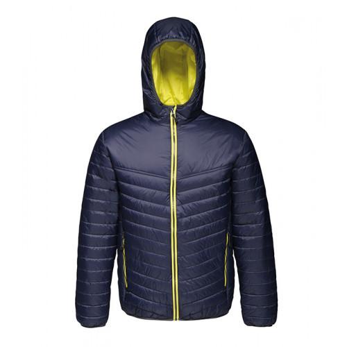 Regatta Acadia II thermal jacket Navy/NeonSpring