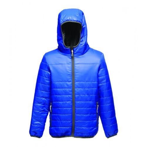 Regatta Kids Stormforce Thermal Jacket Royal Blue