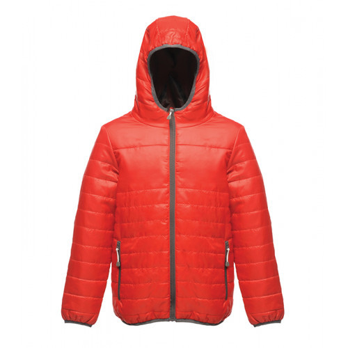 Regatta Kids Stormforce Thermal Jacket Classic Red