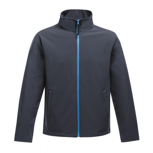 Regatta Ablaze Printable Softshell Jacket FrenchBlue/Navy