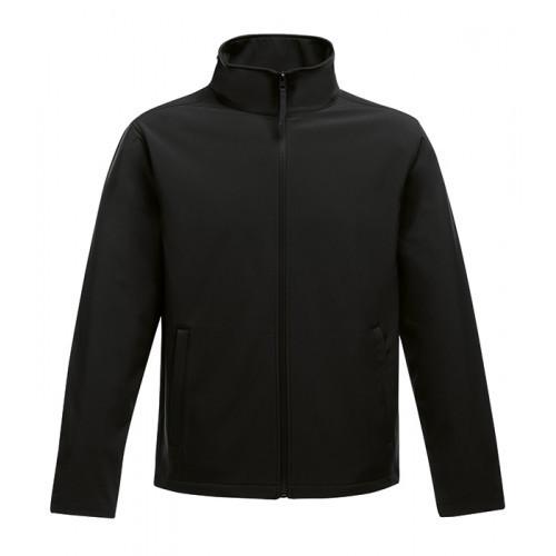 Regatta Ablaze Printable Softshell Jacket Black/Black