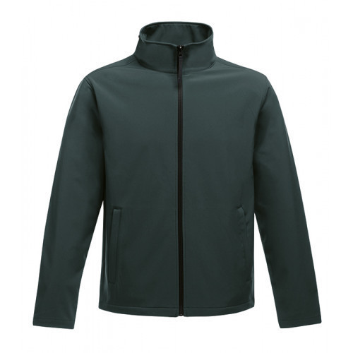 Regatta Ablaze Printable Softshell Jacket DrkSpruce/Black