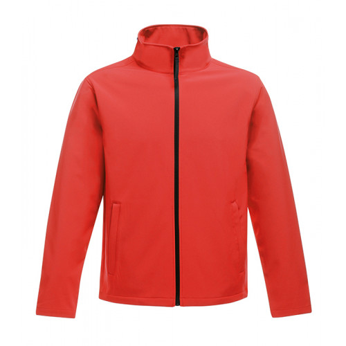 Regatta Ablaze Printable Softshell Jacket Classic Red/Black