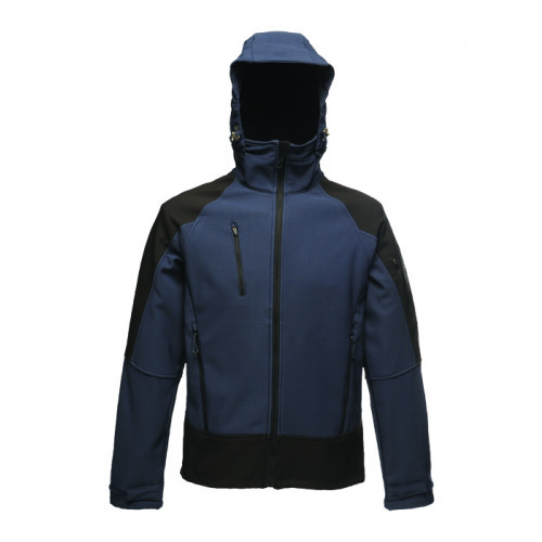 Regatta X-Pro Powergrid 3-layer softshell Navy/Black