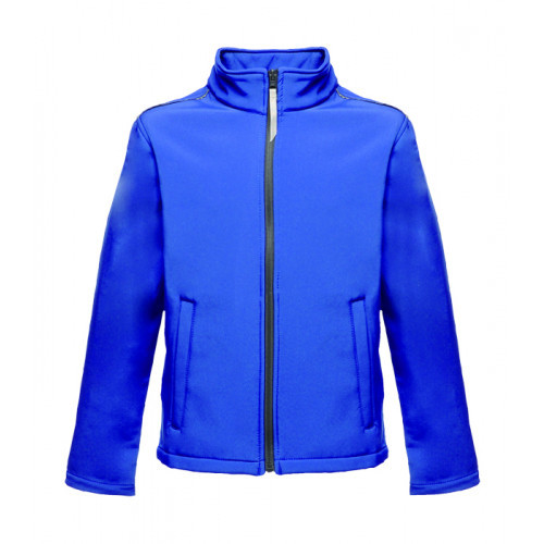 Regatta Kids Classmate Softshell Jacket Royal Blue