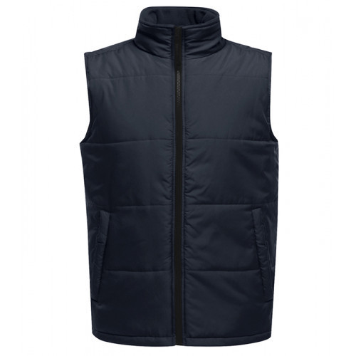Regatta Access Insulated Bodywarmer Navy/Black