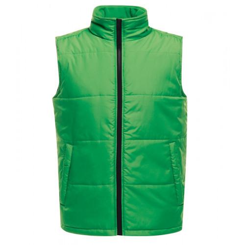 Regatta Access Insulated Bodywarmer Extreme Green/Black