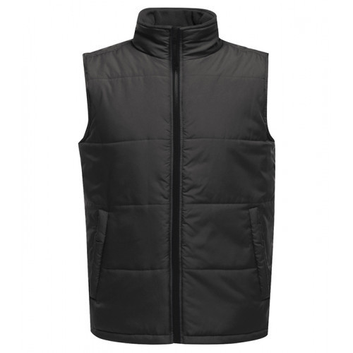 Regatta Access Insulated Bodywarmer Seal Grey/Black