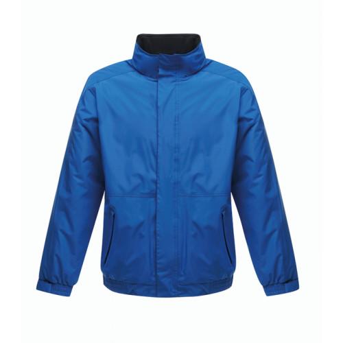 Regatta Dover Fleece Lined Bomber Jacket Oxford Blue