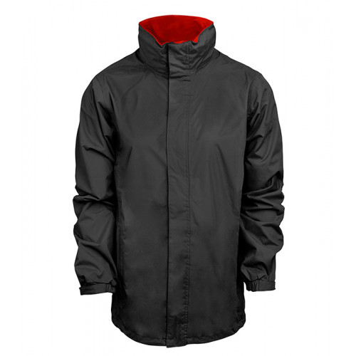 Regatta Ardmore Jacket Black/Red