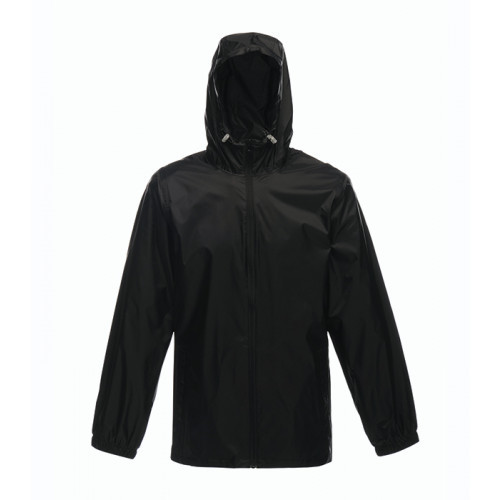 Standout Avant Waterproof Unisex Rainshell Black