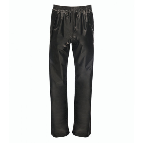 Regatta Kids Pro Stormbreak Trousers Black