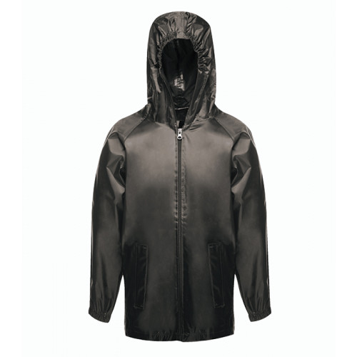 Regatta Kids Pro Stormbreak Jacket Black