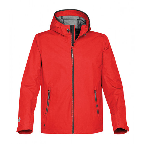 Stormtech W´s Typhoon Rain Shell True Red