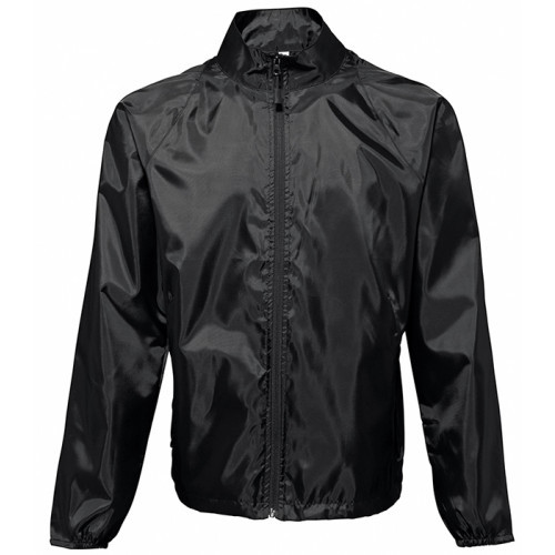 2786 Lightweight jacket Black