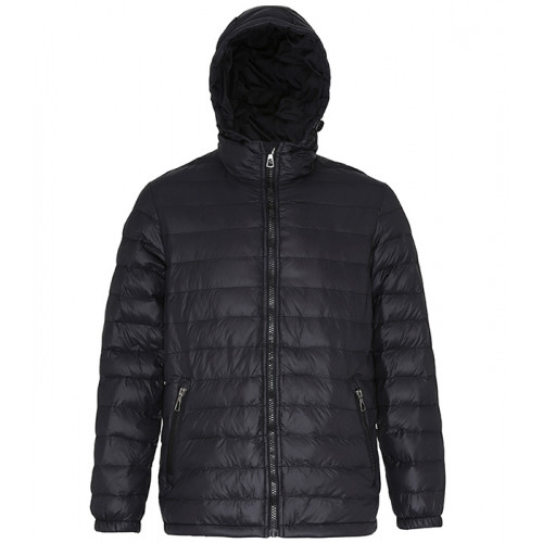 2786 Men's Padded Jacket Black