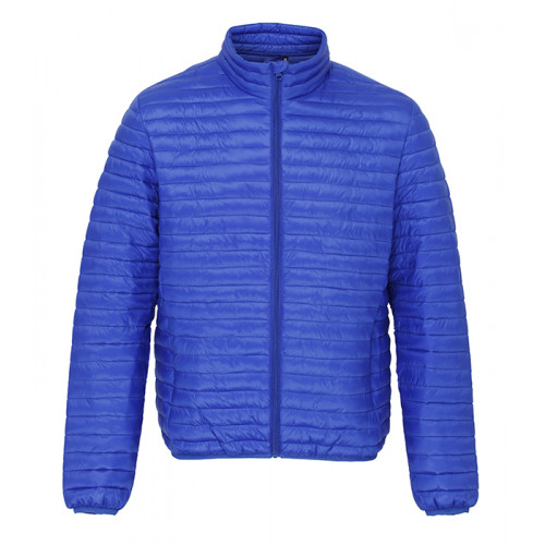 2786 Men's Tribe Fineline Padded Jacket Royal