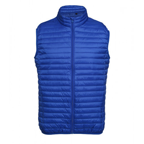 2786 M´s Tribe Fineline Padded Gilet Royal