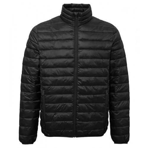 2786 Terrain Padded Jacket Black