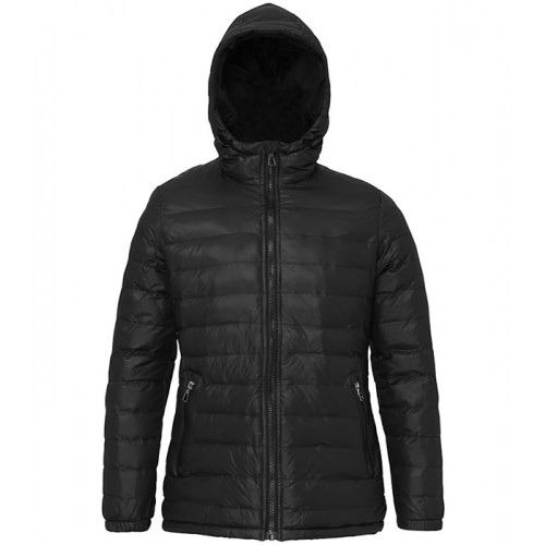 2786 Women's Padded Jacket Black