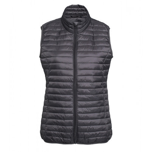 2786 W´s Tribe Fineline Padded Gilet Steel