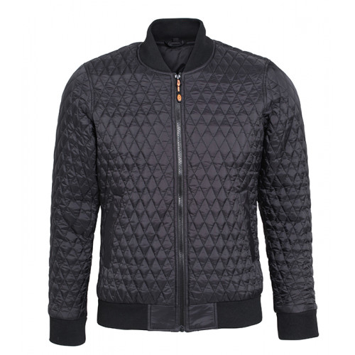 2786 W´s Quilted Flight Jacket Black