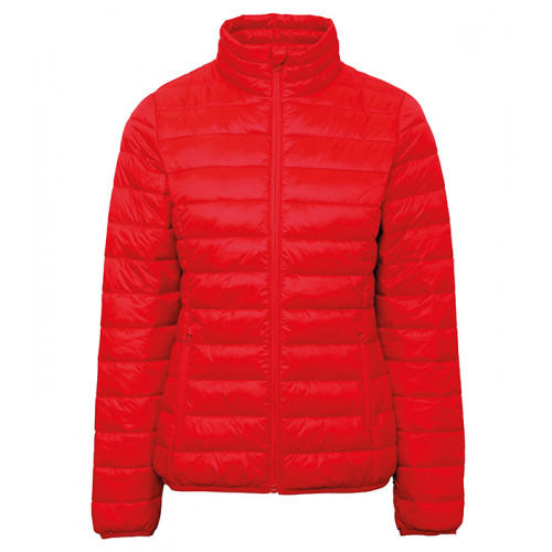 2786 W´s Terrain Padded Jacket Red