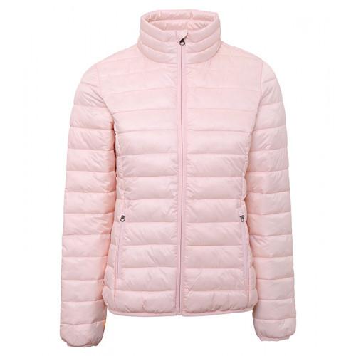 2786 W´s Terrain Padded Jacket Cloud Pink