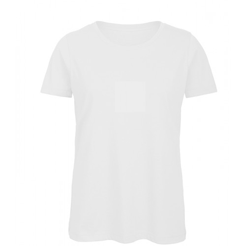 B and C Collection Inspire T /women White