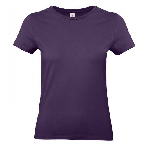 B and C Collection B&C #E190 Women URBAN PURPLE