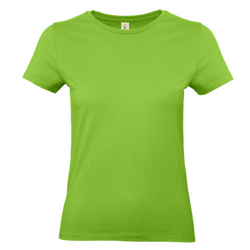 B and C Collection B&C #E190 Women ORCHID GREEN