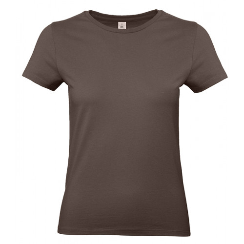 B and C Collection B&C #E190 Women BROWN