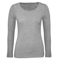 B and C Collection B&C Inspire LSL T women Sport Grey