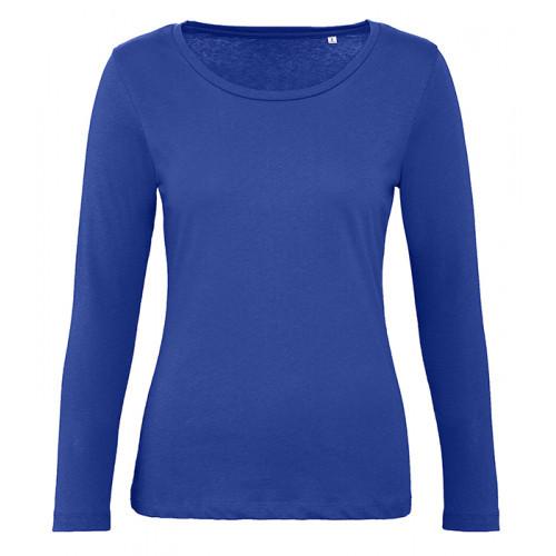 B and C Collection B&C Inspire LSL T women Cobalt Blue