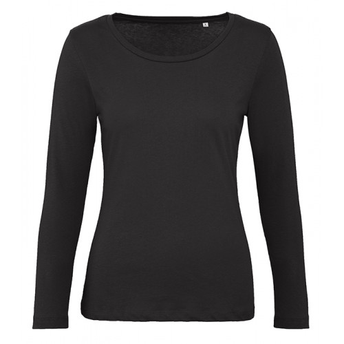 B and C Collection B&C Inspire LSL T women Black