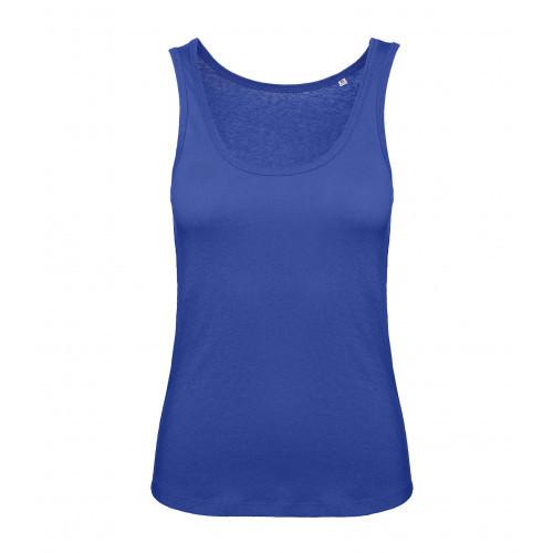 B&C B&C Inspire Tank T /women Cobalt Blue